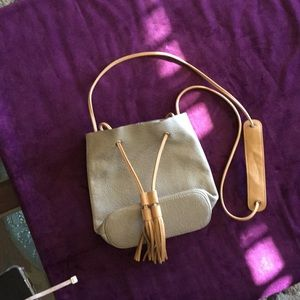 Free People Small Tote/Crossbody